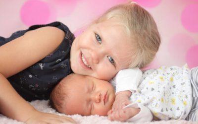 Photo bébé naissance dans les Vosges