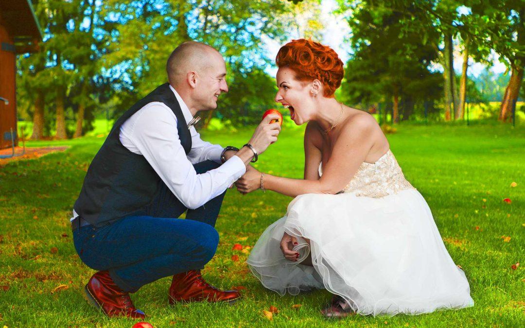 Mariage dans les Vosges